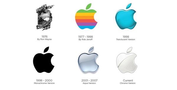 لوگهای اپل