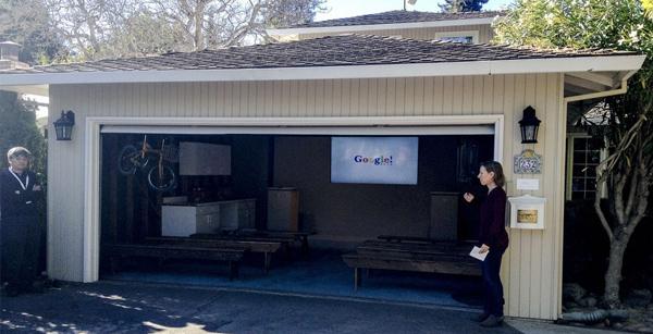 اولین دفتر گوگل