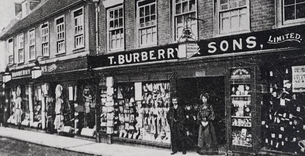 اولین مغازه بربری