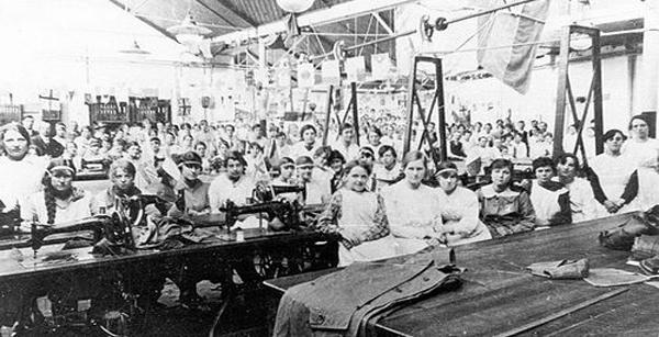 اولین کارخانه بربری