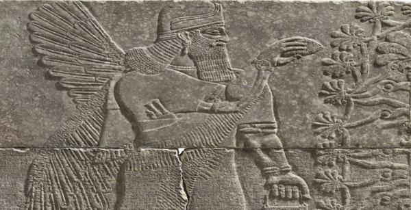 سنگ نگاره باستانی 3000 ساله