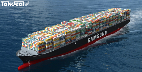 کشتی رانی سامسونگ