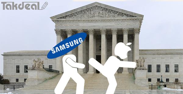 درگیری اپل و سامسونگ
