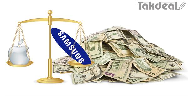 دعوای شرکت اپل و سامسونگ