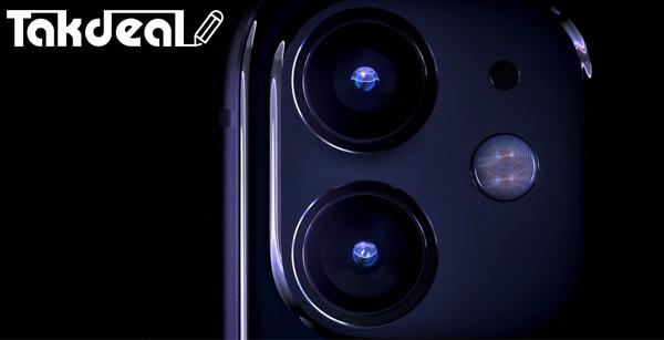 دوربین اپل 11