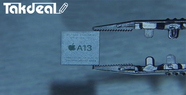 پردازند اپل آیفون 11
