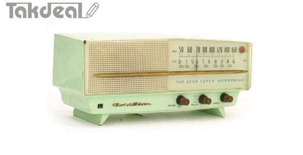 اولین رادیو در کره جنوبی