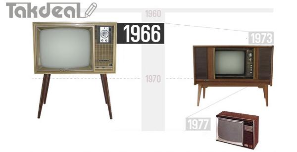 نصل اول تلویزیون ال جی