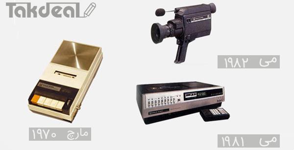 محصولات فناوری ال جی