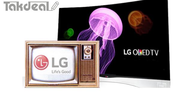 تلویزیون های هوشمند ال جی