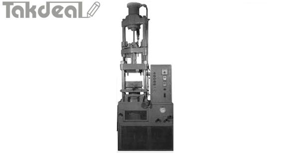 اولین دستگاه برای ساخت پلاستیک های شرکت لاکی