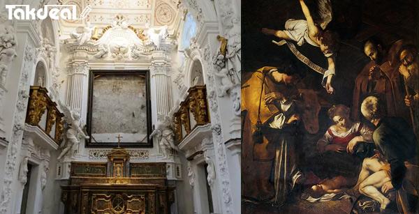 گرانترین نقاشی گم شده در ایتالیا