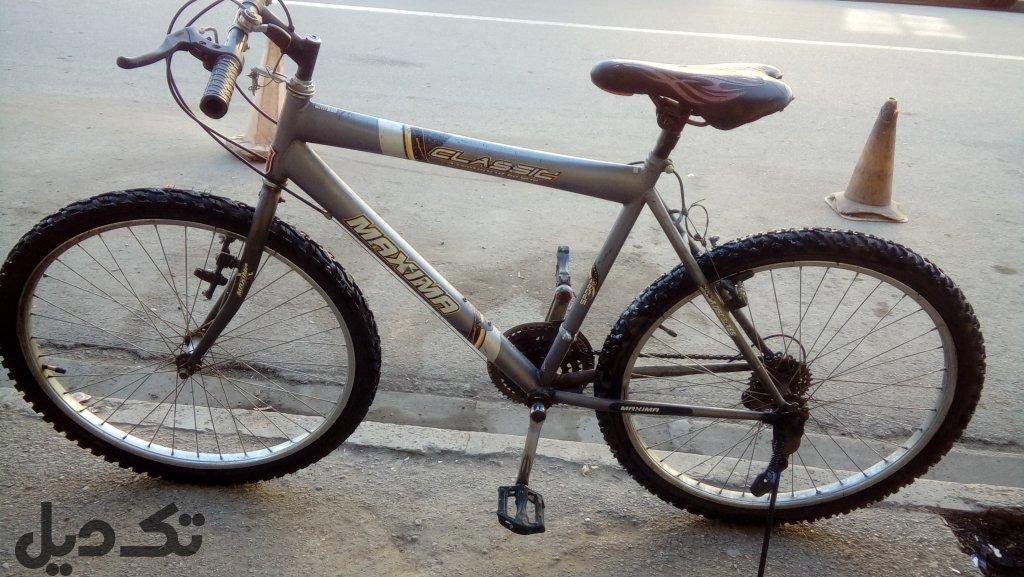 دوچرخه سالم و نو