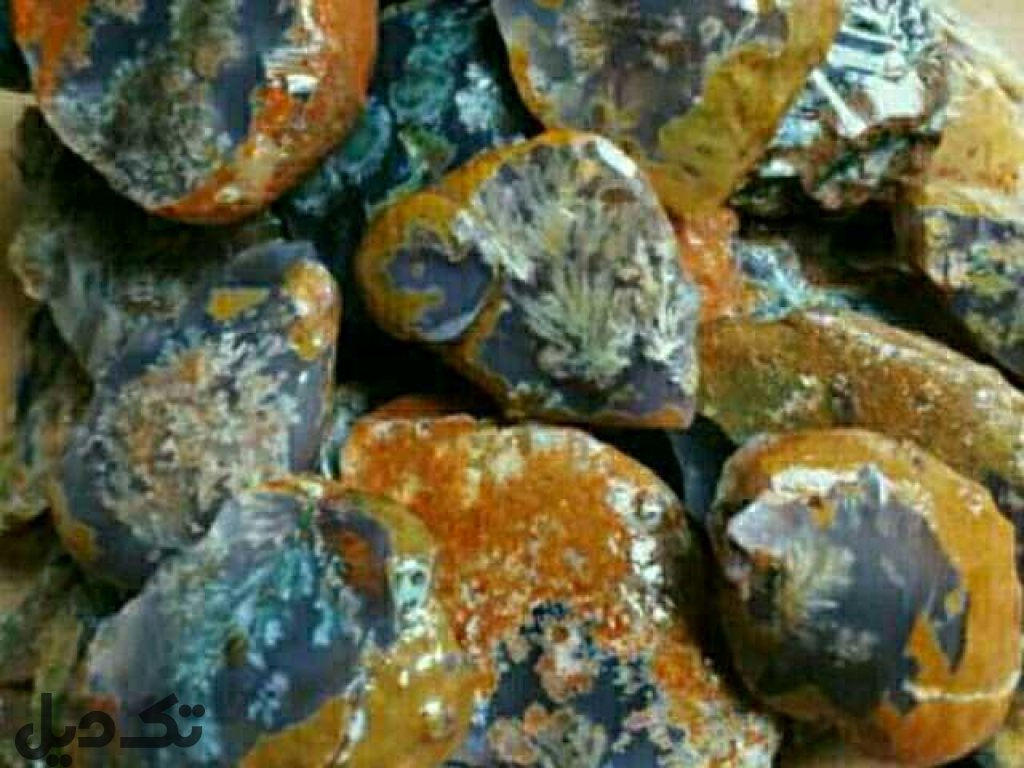 سنگهای شجر زیبا