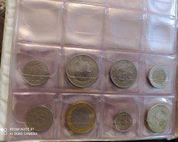 آلبوم سکه کشورهای مختلف در حراجی و فروشگاه اینترنتی
