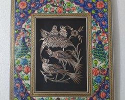 تابلو قلمزنی اصفهان در حراجی و فروشگاه اینترنتی