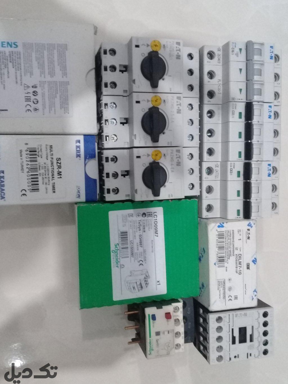 فروش لوازم برق صنعتی