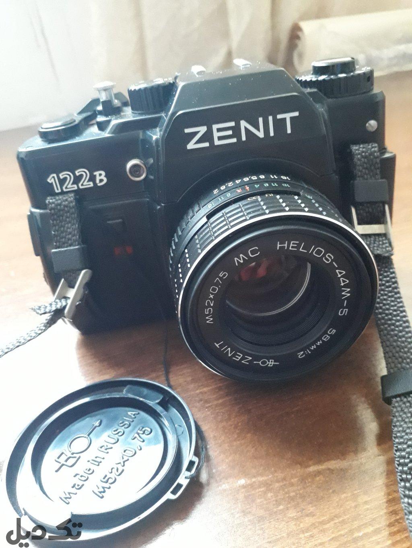 دوربین عکاسی زنیت