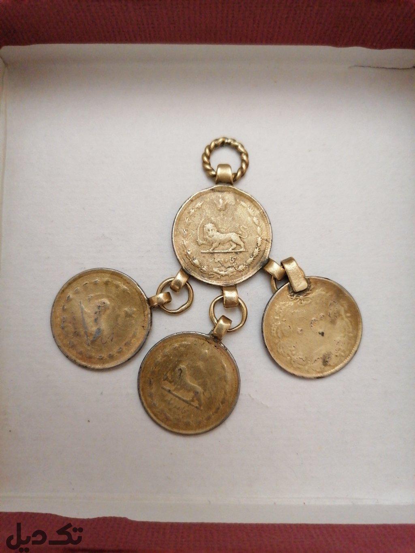 سکه قدیمی خارجی وایرانی