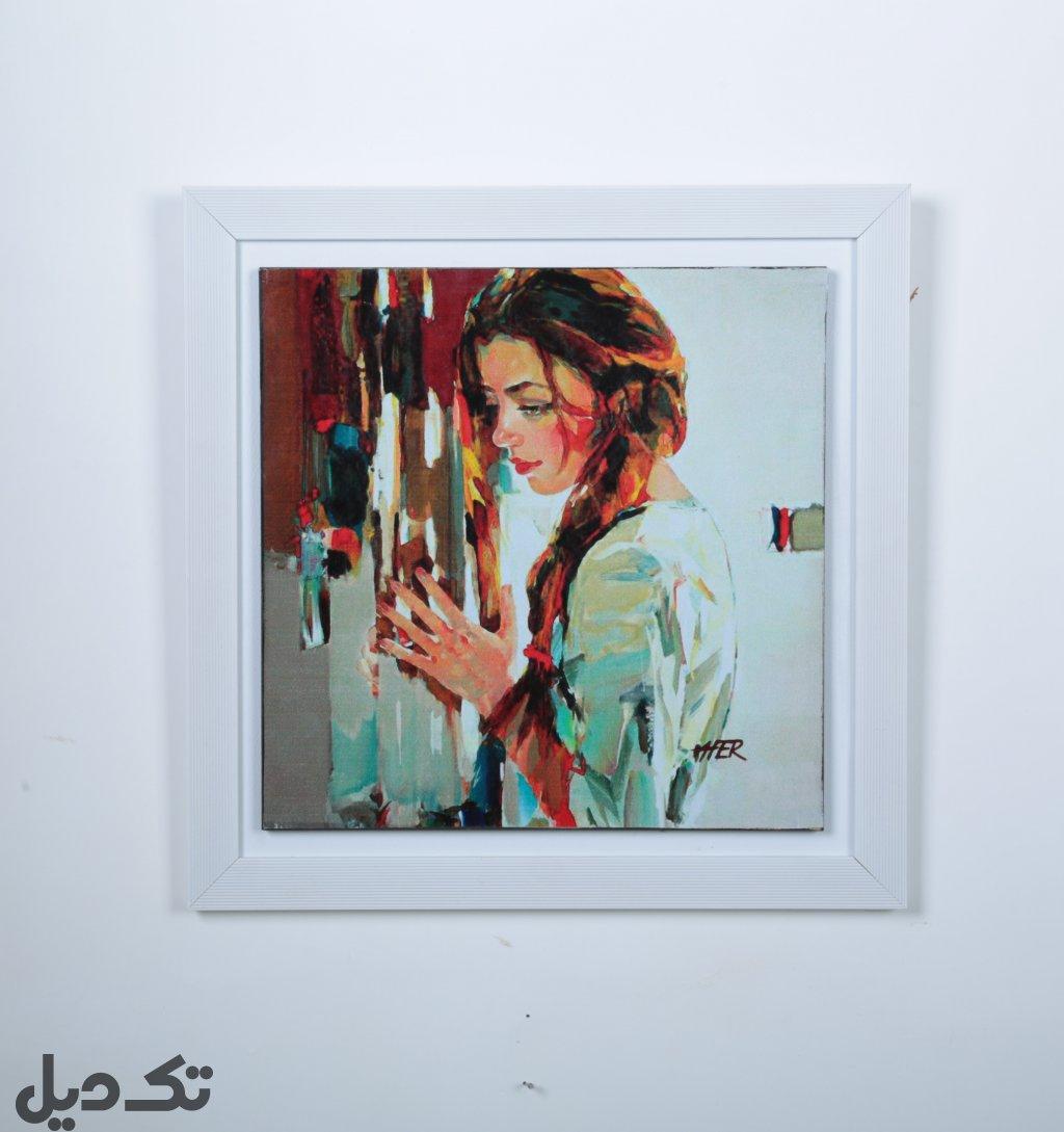 تابلو نقاشی دیجیتال