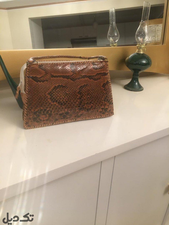 کیف دستدوز اصل