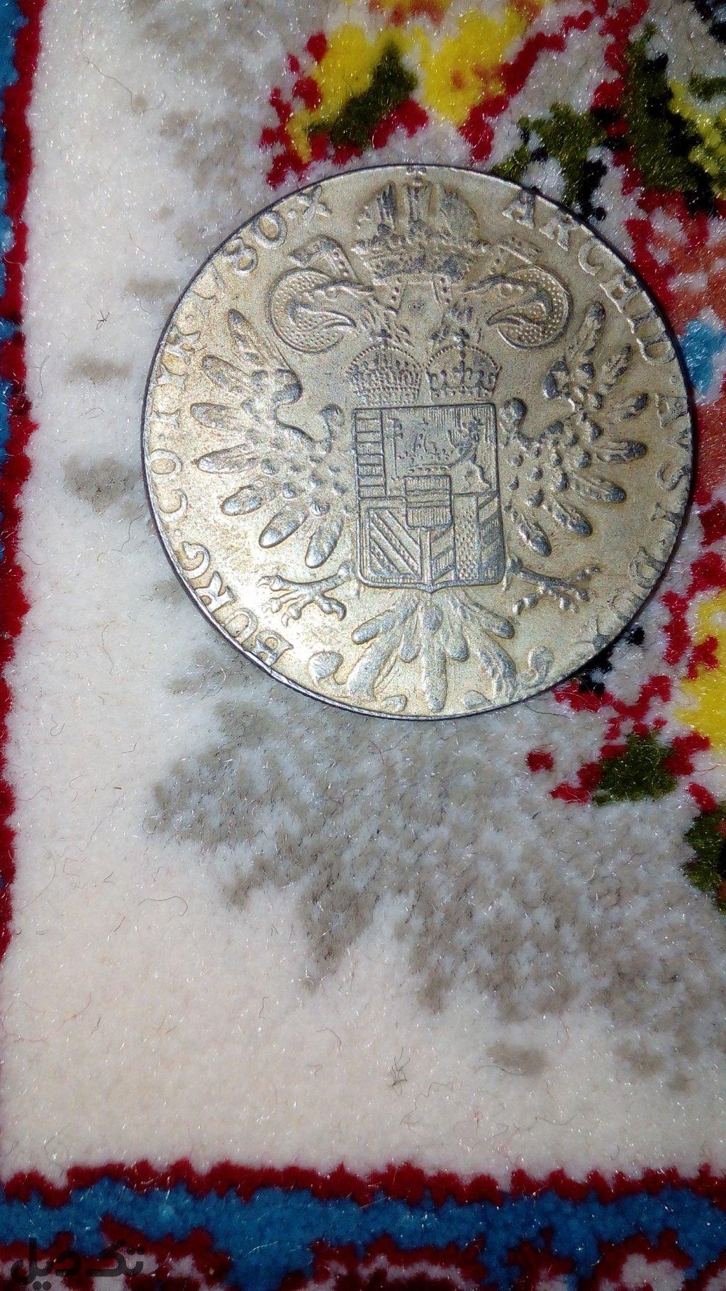 سکه ملکه اتریش