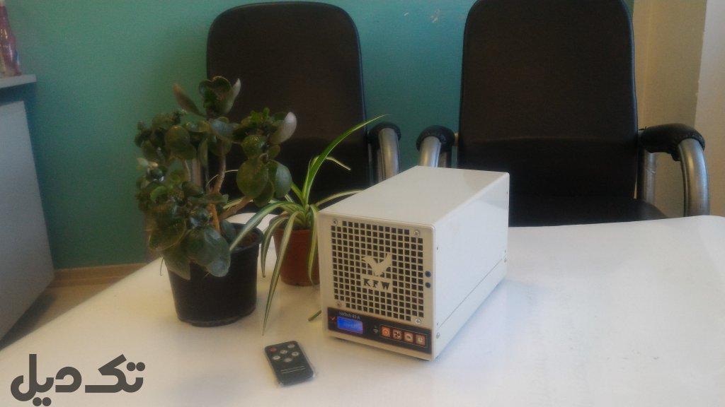 دستگاه تصفیه هوای ایزوتک