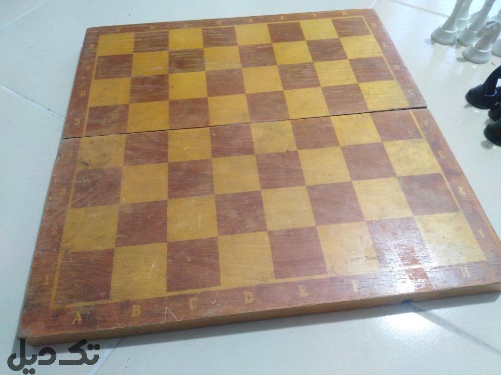 شطرنج روسی وارداتی