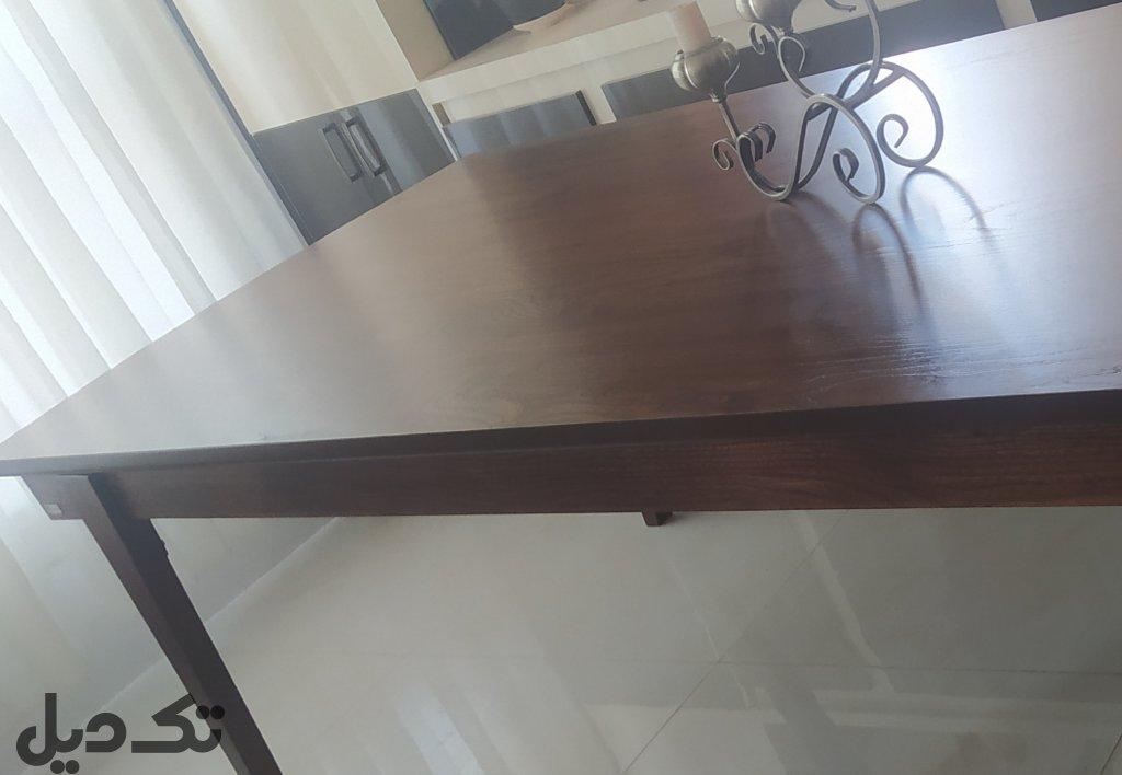 میز تک در حد نو