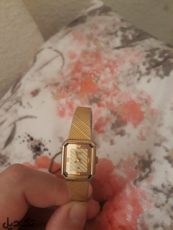 ساعت مچی اورینت