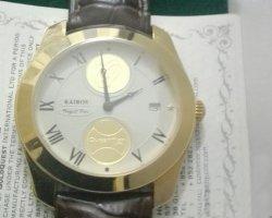 ساعت سکه طلا در فروشگاه اینترنتی