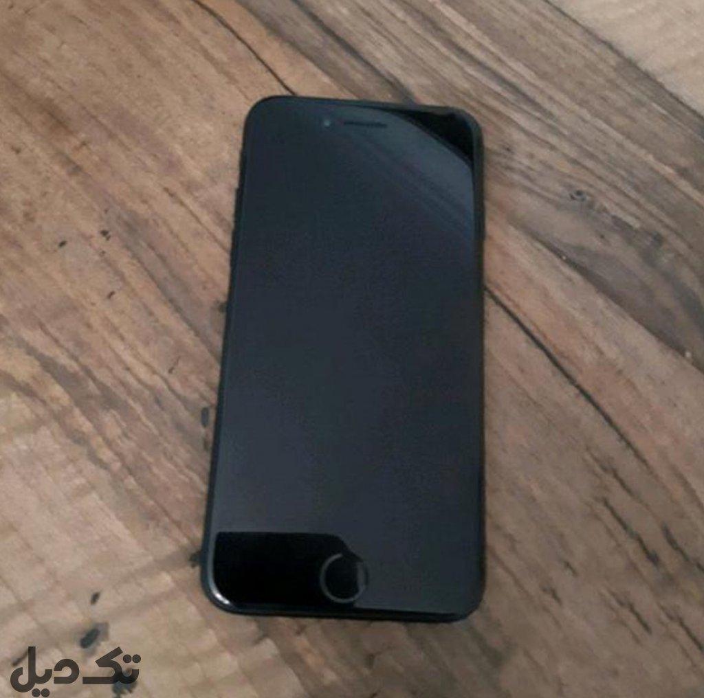 موبایل اپل 7 کارکرده سالم