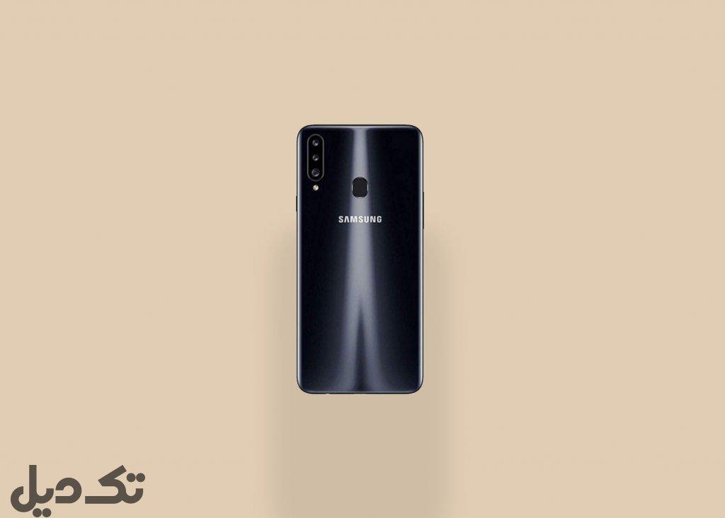 گوشی Galaxy A20s SM-A207F