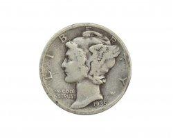 سکه  مرکوری امریکا در فروشگاه اینترنتی