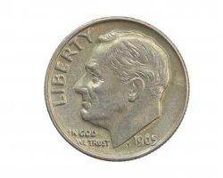 سکه  روزولت آمریکا در فروشگاه اینترنتی