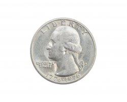 سکه کوارتر دلار در فروشگاه اینترنتی