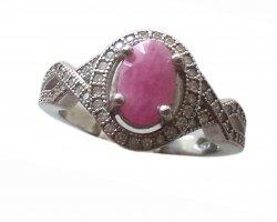 انگشتر نقره زنانه در فروشگاه اینترنتی