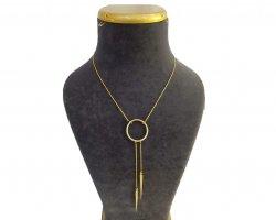 گردنبند طلا زنانه در فروشگاه اینترنتی