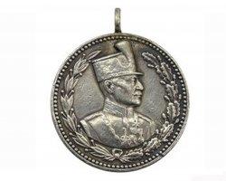 مدال نقره رضا شاه در فروشگاه اینترنتی
