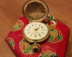 ساعت جیبی عتیقه در فروشگاه اینترنتی