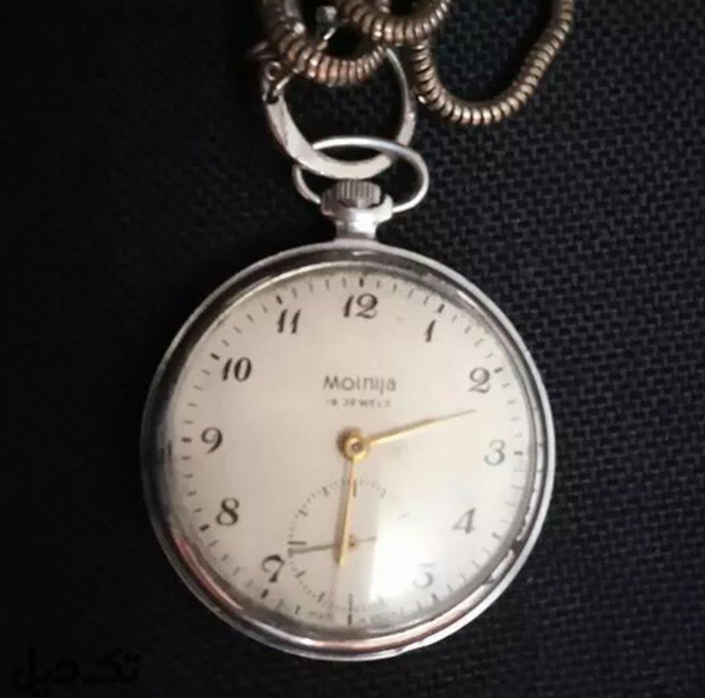ساعت کوکی جیبی