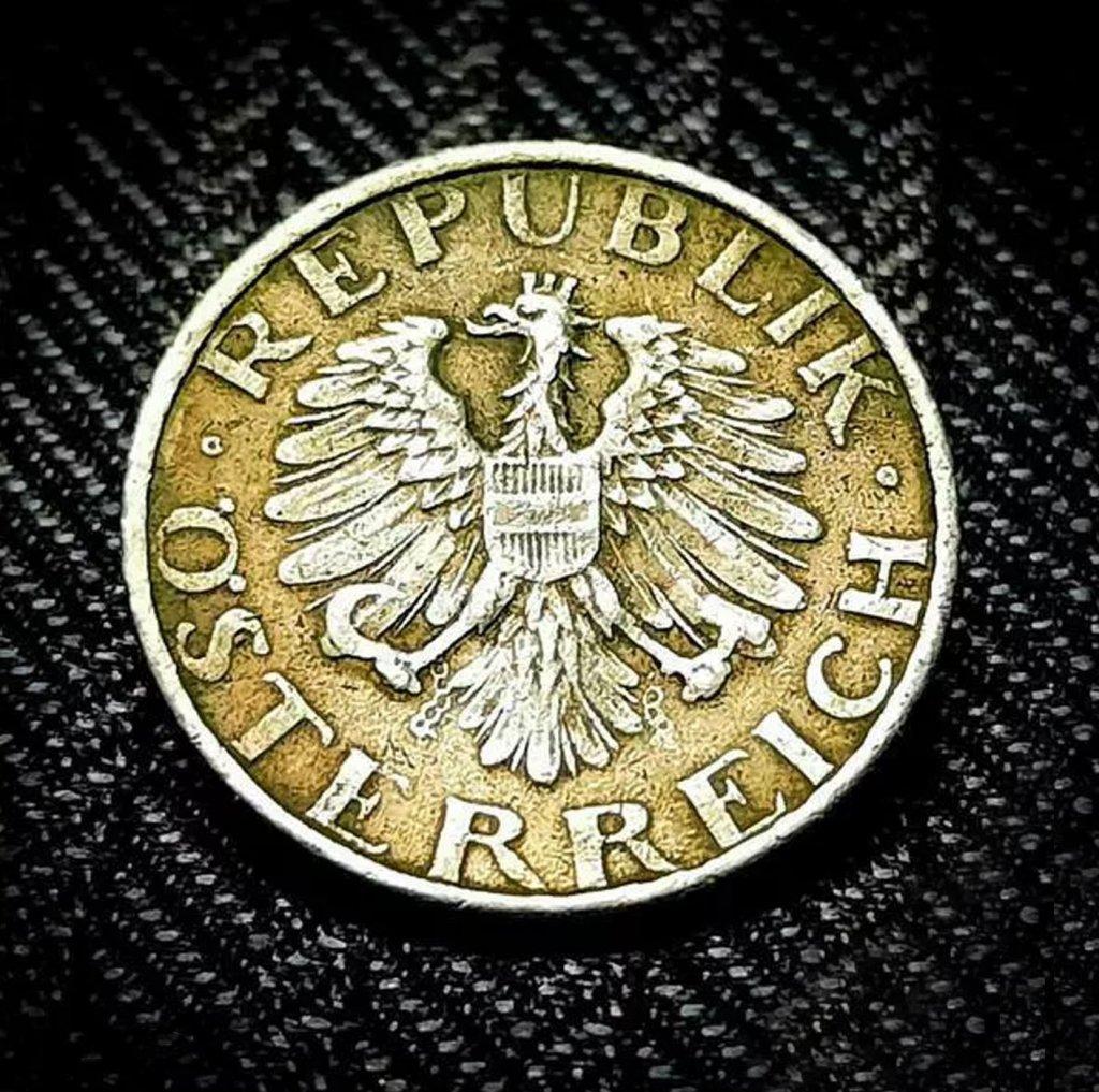 سکه 5 گروشن اتریش