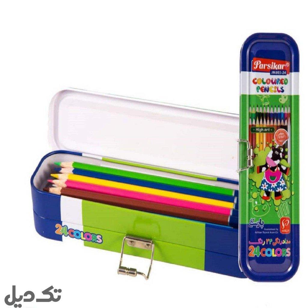 مدادرنگی 24 رنگ پارسی
