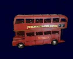 ماکت اتوبوس لندن در فروشگاه اینترنتی