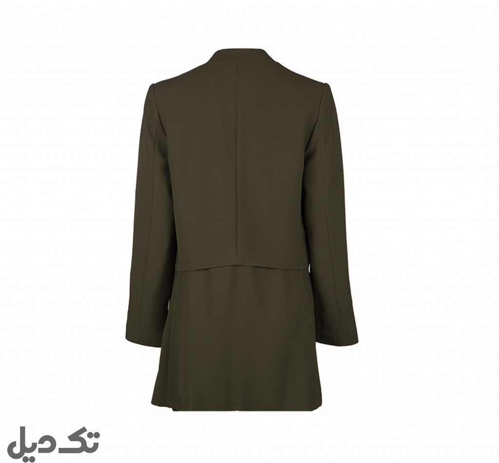 کت زنانه بلند