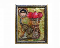 نقاشی  یلدا در فروشگاه اینترنتی