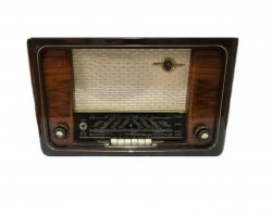رادیو لامپی آنتیک در فروشگاه اینترنتی