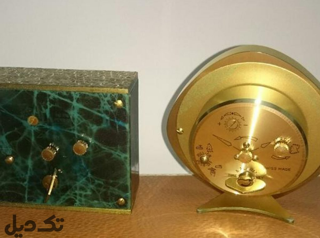 ساعت آنتیک سوئیسی