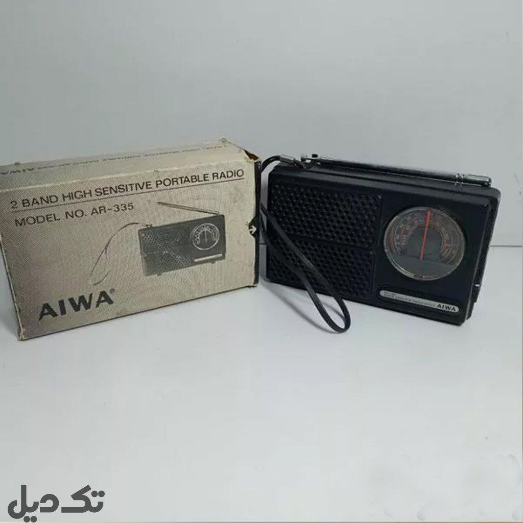 رادیو قدیمی AIWA