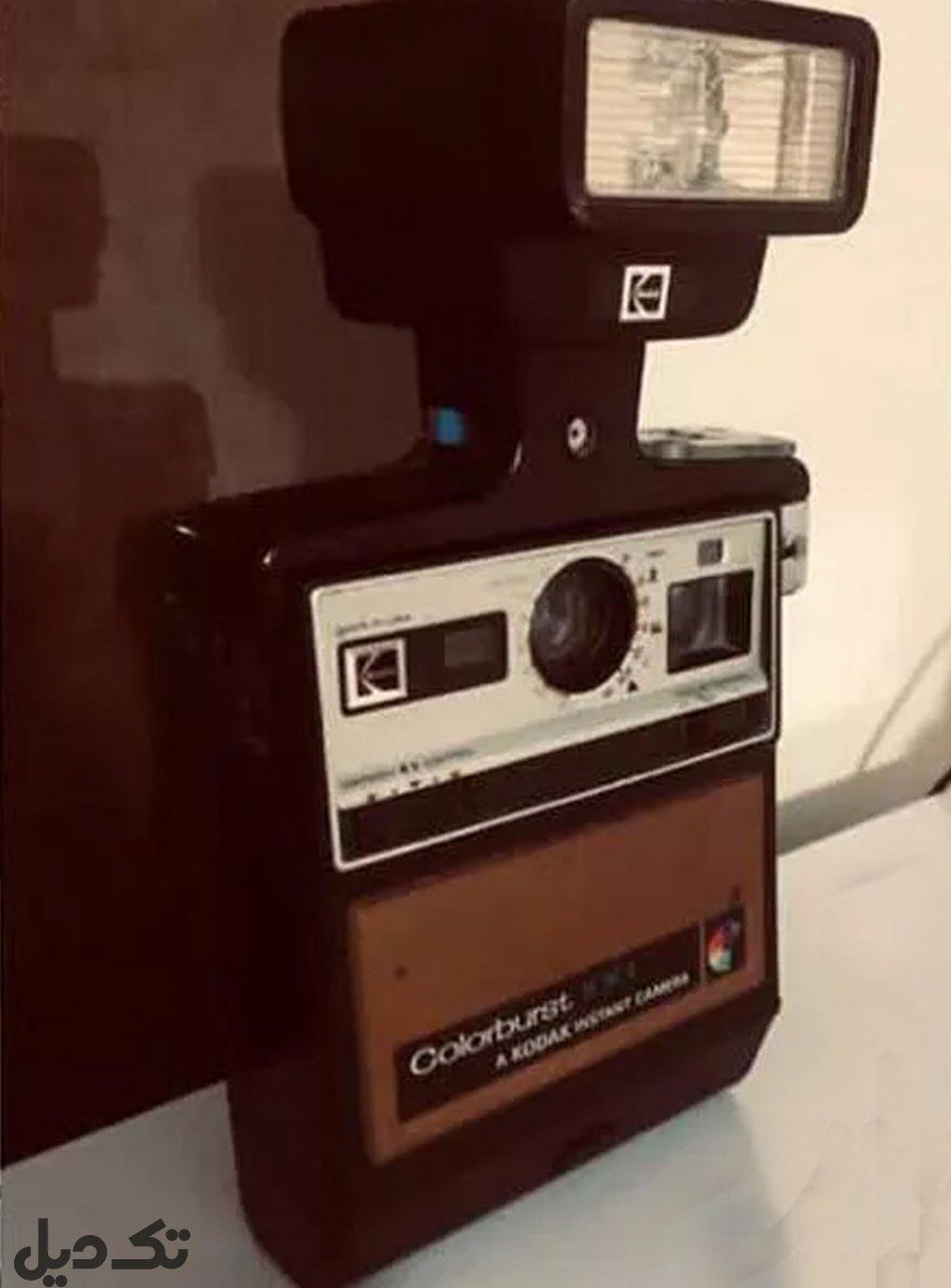 دوربین قدیمی